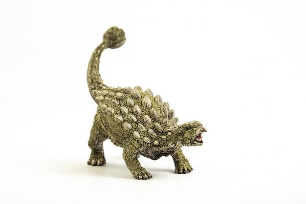 Ankylosauru, dinosaurus.