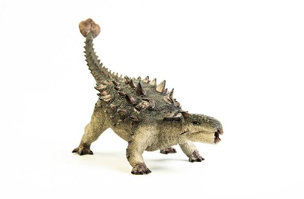 Ankylosaurus, dinosaurus.