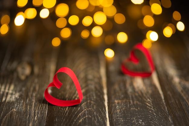 Ansichtkaart voor valentijnsdag