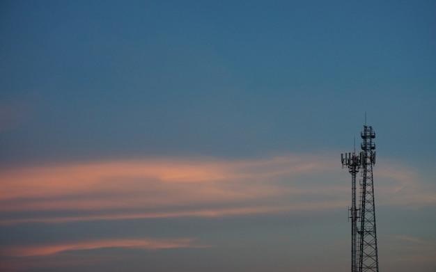 Antenne voor community