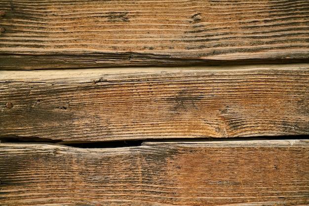 Antieke houten planken