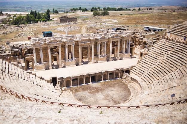 Antieke romeinse hiërapolis