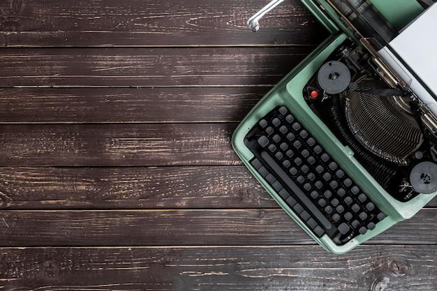 Antieke typemachine, vintage typemachine machine