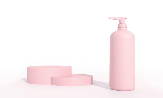 Antiseptische, ontsmettingsmiddel zeep in buis voor het wassen van de hand,