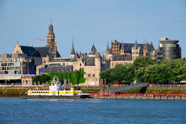 Antwerp view, belgië