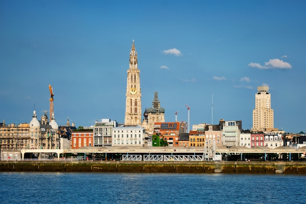 Antwerpen bekijk belgië
