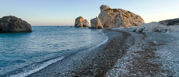 Aphrodite geboorteplaats