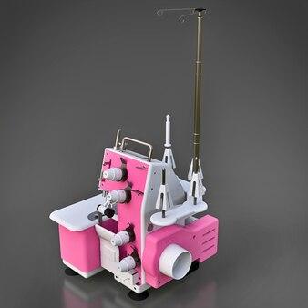 Apparatuur voor het naaien van productie