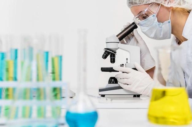 Apparatuur voor onderzoekers