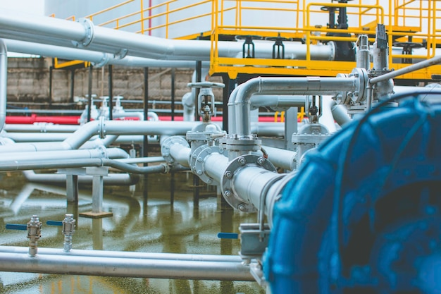 Apparatuur voor raffinaderijen voor pomppijpleiding olie- en gaskleppen bij fabrieksdruk veiligheidsklep selectief