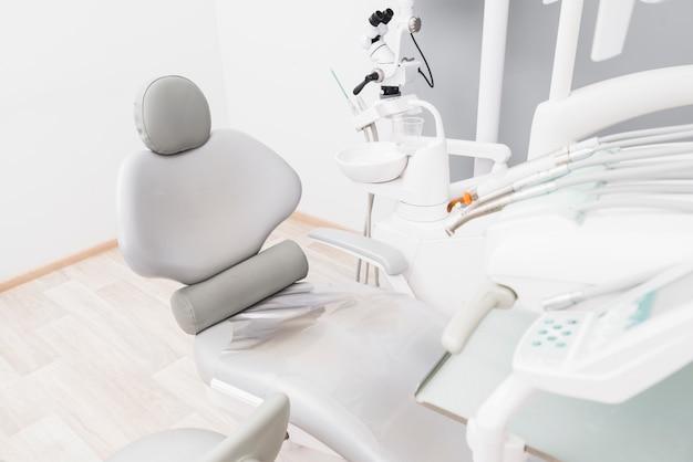 Apparatuur voor tandartsen