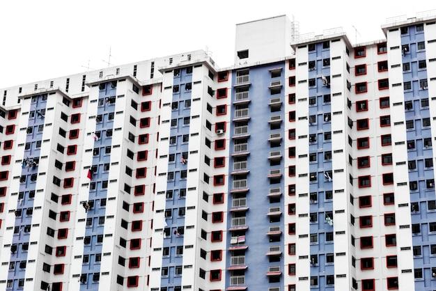Appartementen huizen