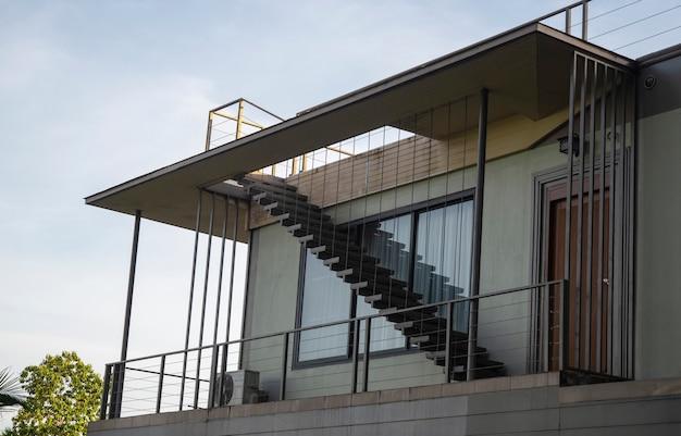 Appartementenhuis of woonhuis