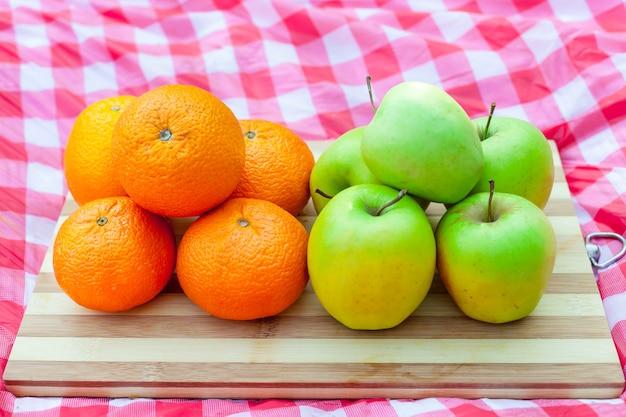 Appels en sinaasappels