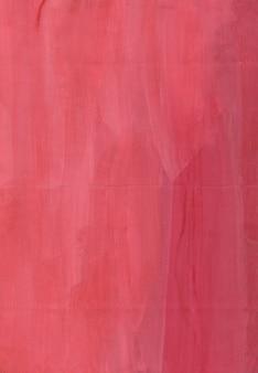 Aquarel gouache grunge rode achtergrond