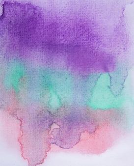 Aquarel handgeschilderde gradatie voor achtergrond
