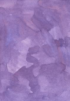 Aquarel kalm lavendel achtergrond