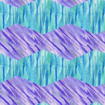 Aquarel naadloze patroon textuur. modern ontwerp.
