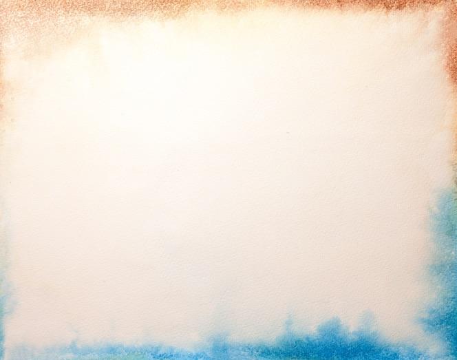 Aquarel op canvas