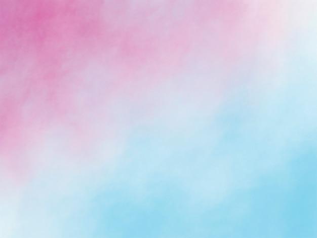Aquarel penseelstreken textuur achtergrond