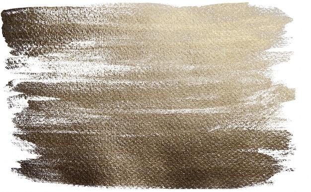 Aquarel texturen goud en zilver achtergronden