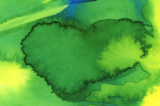 Aquarel vlek textuur