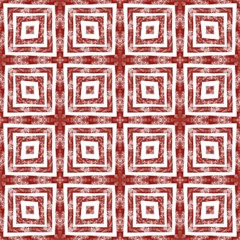 Arabesque hand getekende patroon. wijn rode symmetrische caleidoscoop achtergrond. textiel klaar krachtige print, badmode stof, behang, inwikkeling. oosterse arabesk hand getekend ontwerp.