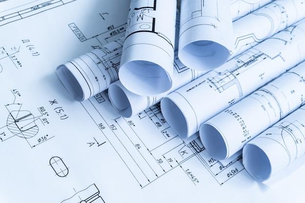 Architectonische projectdocumenten