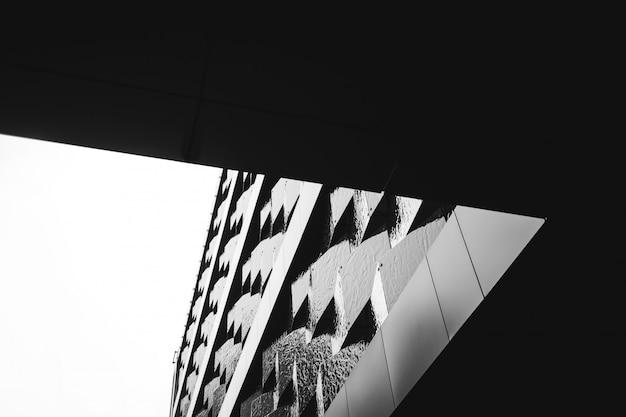 Architectuur gevel ontwerp modern gebouw