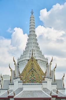 Architectuur thaise cultuur hemel bangkok cultureel