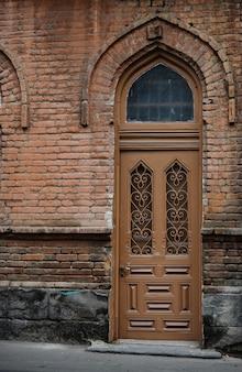 Architectuur van het oude tbilisi