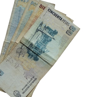Argentijnse geldrekeningen
