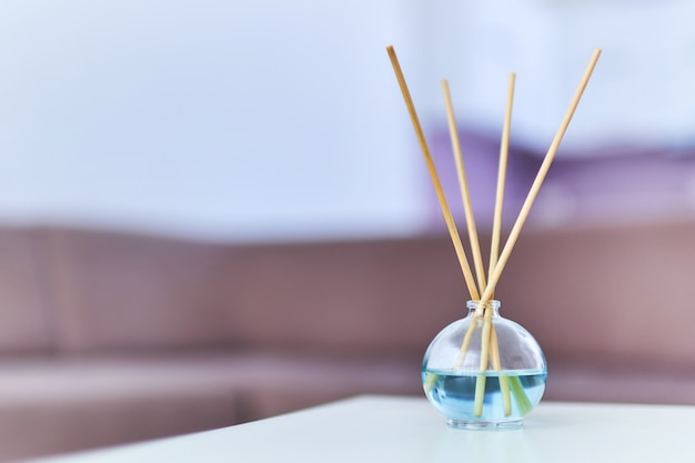 Aroma sticks in interieur
