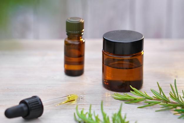 Aromatherapie flessen