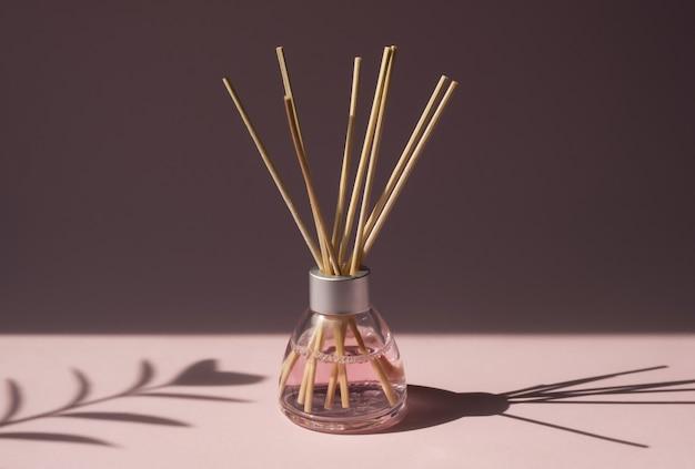 Aromatische luchtverfrisser voor riet. aromatherapie sticks.