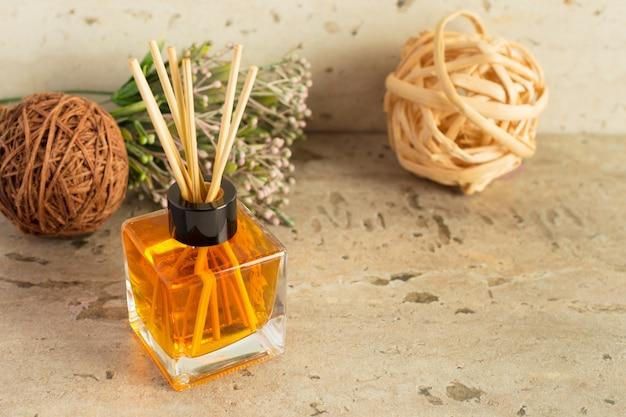 Aromatische sticks voor thuis