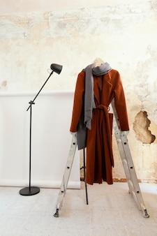 Artist rekwisieten voor fotografie in de studio