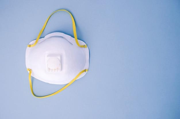 Artsenmasker n95 voor bescherming tegen coronavirus.