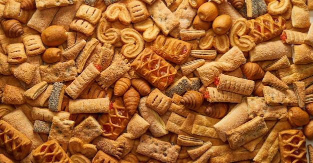 Assortiment heerlijke gebakjes
