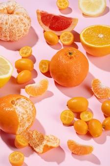 Assortiment heerlijke gezonde snacks
