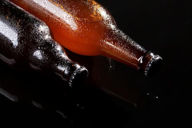 Assortiment met lekker amerikaans bier