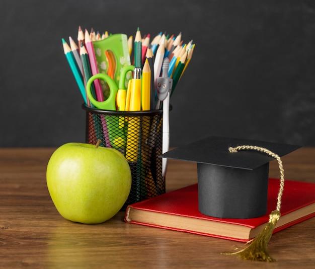 Assortiment onderwijsdagelementen