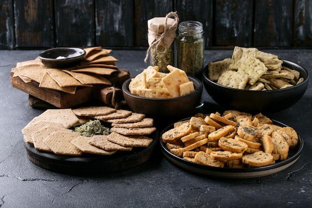 Assortiment snacks