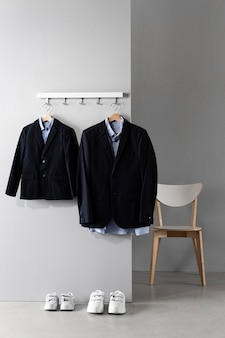 Assortiment vader en zoon kleding