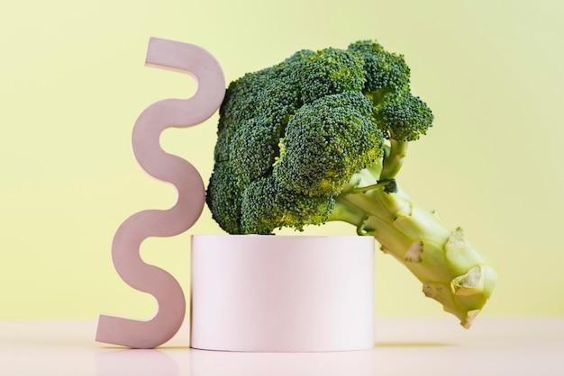 Assortiment van heerlijke verse groente