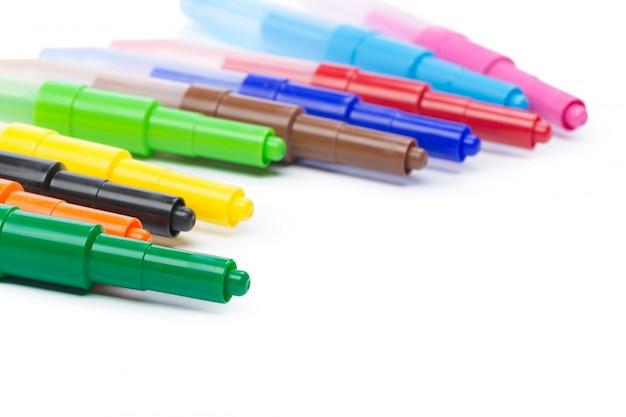 Assortiment van kleurpotloden