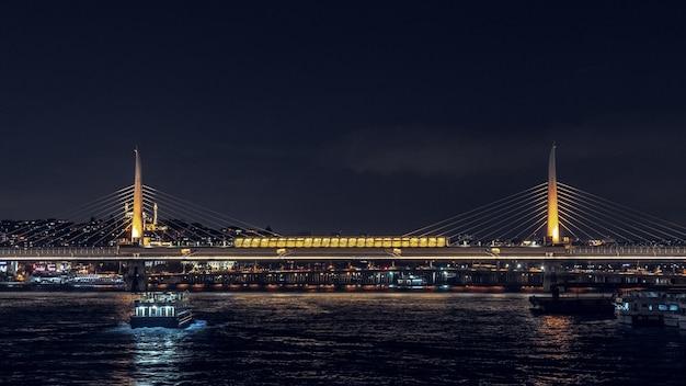 Ataturk-brug in istanbul