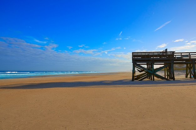 Atlantic beach in jacksonville van florida de vs