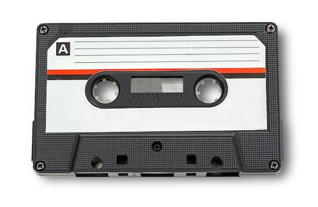 Audio cassette tape