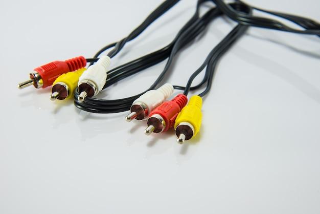 Audio- en videokabel